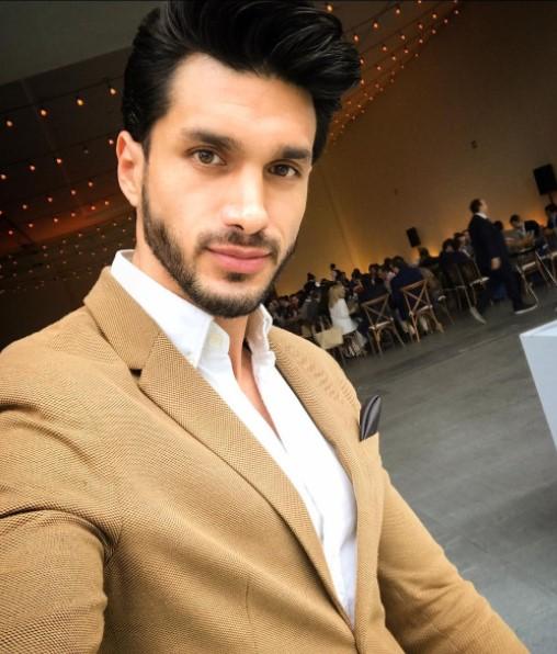 Andrea Meza boyfriend