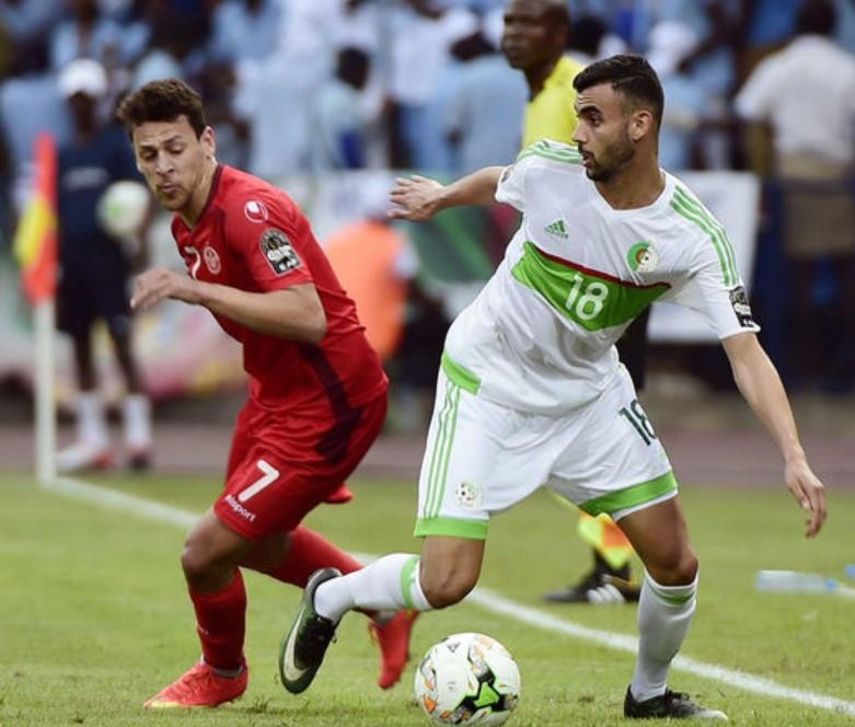 Rachid Ghezzal Algeria