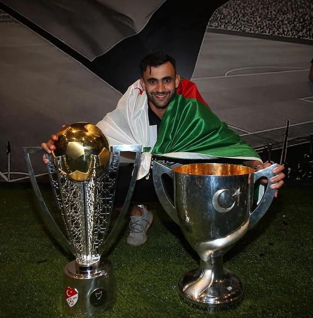 Rachid Ghezzal Besiktas
