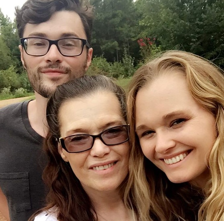 Andrea Lee family