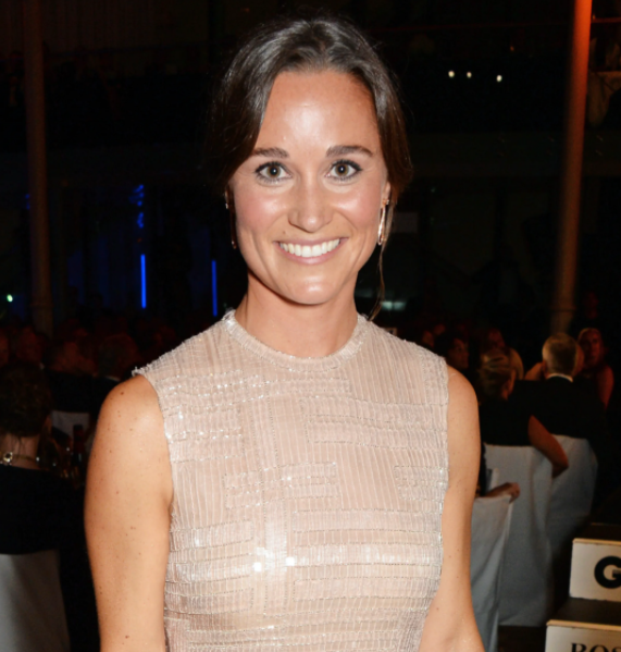British Socialite and Author, Pippa Middleton