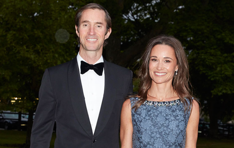Pippa Middleton and her ex-husband, James Matthews