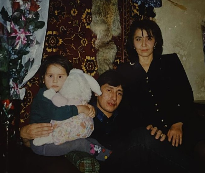 Manizha parents