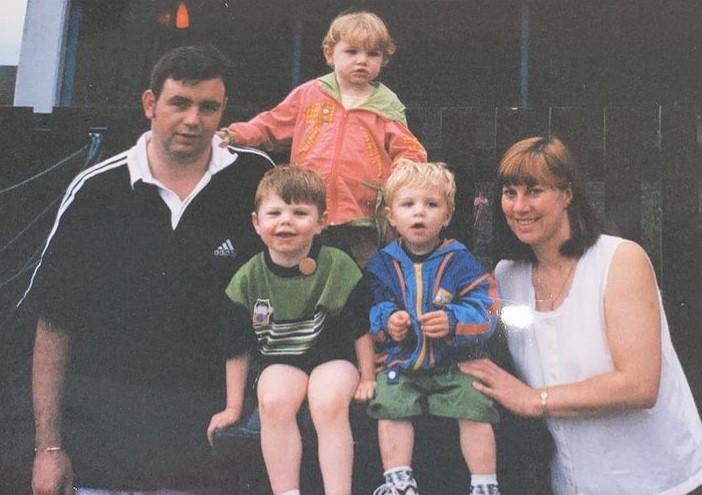 Shaun Rooney family