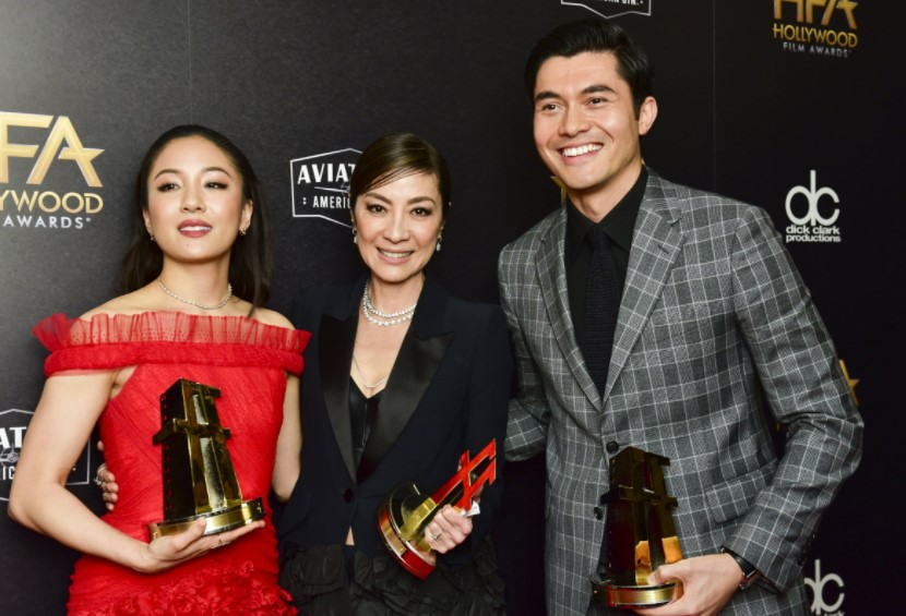 Constance Wu awards