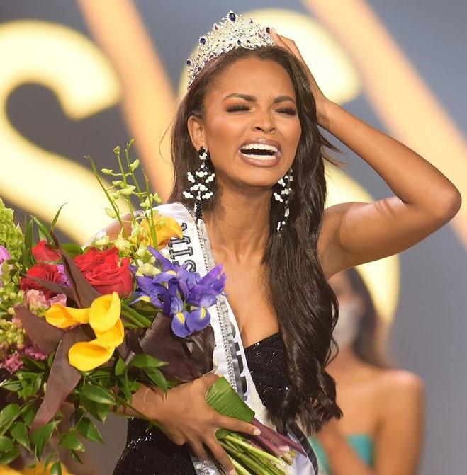 Asya Branch Miss USA