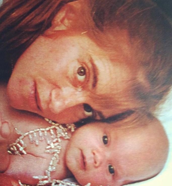Emily Wickersham mother