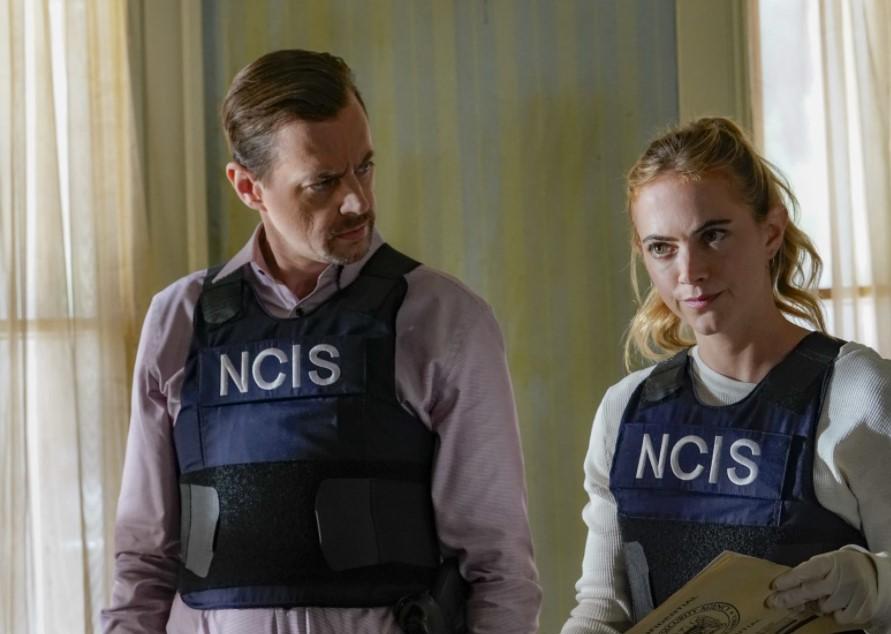 Emily Wickersham NCIS