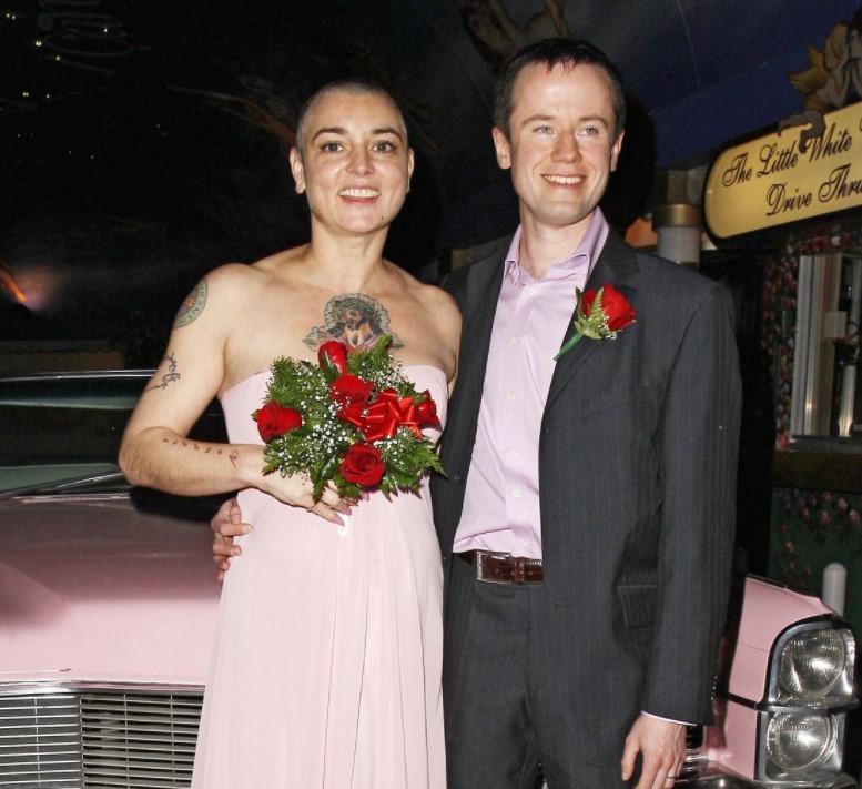 Sinead O'Connor husband