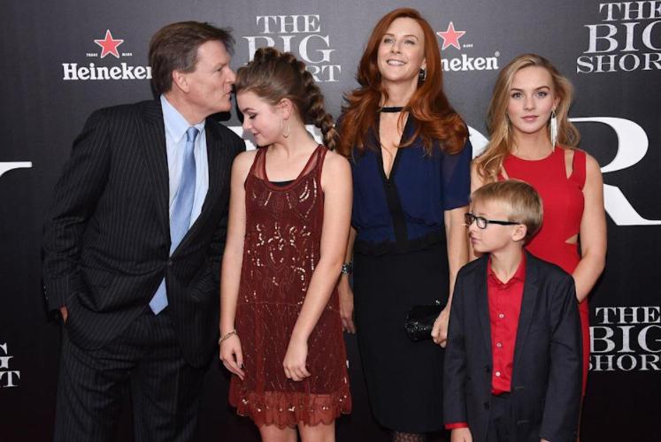 Tabitha Soren Family