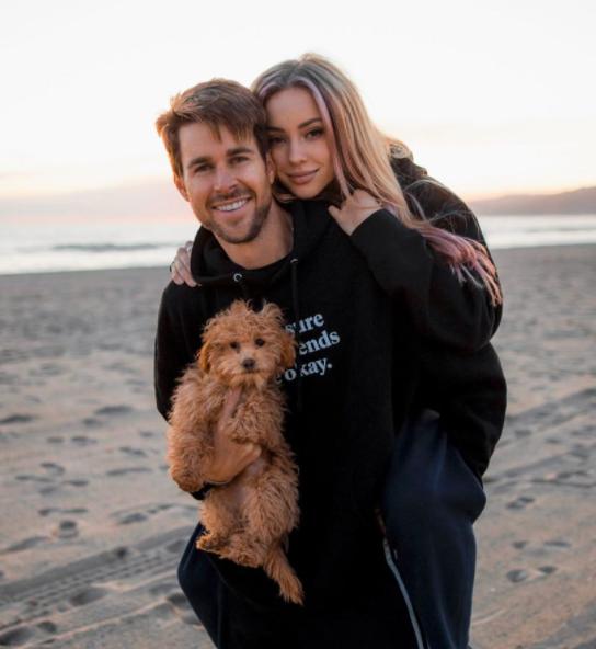 Charly Jordan and her ex-boyfriend, Robert Graham