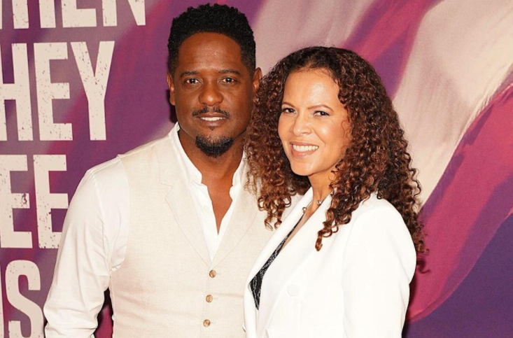 Desiree DaCosta and her spouse, Blair Underwood Ending Their Married