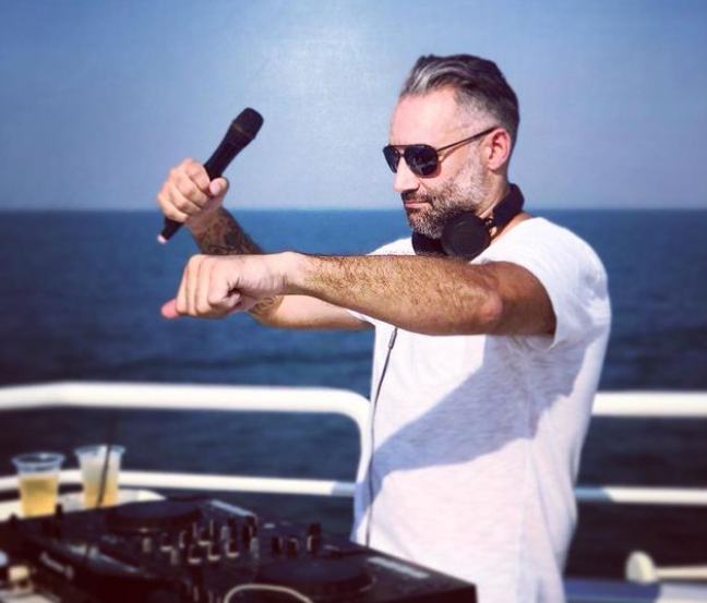 Dane Bowers, British singer, songwriter, DJ, and record producer