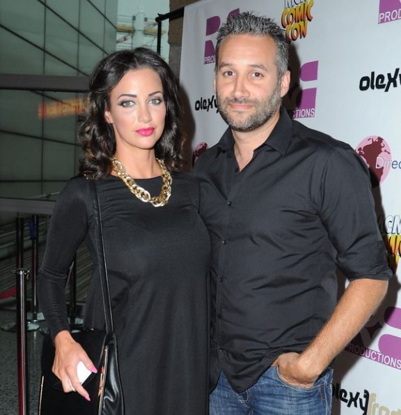 Dane Bowers was engaged with Sophia Cahill
