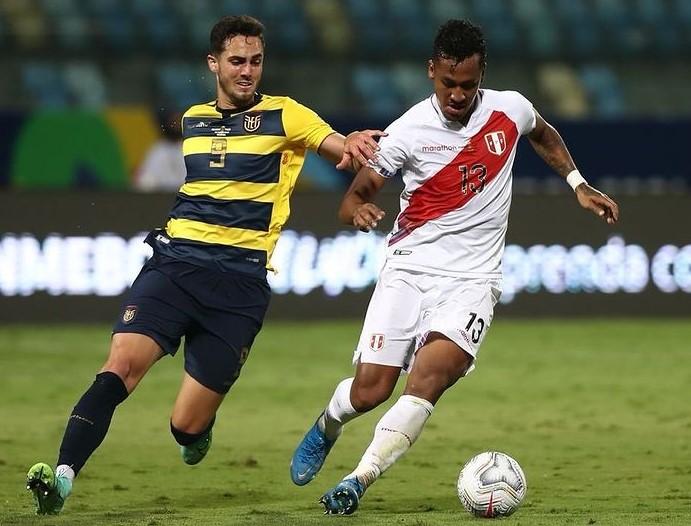 Renato Tapia Peru