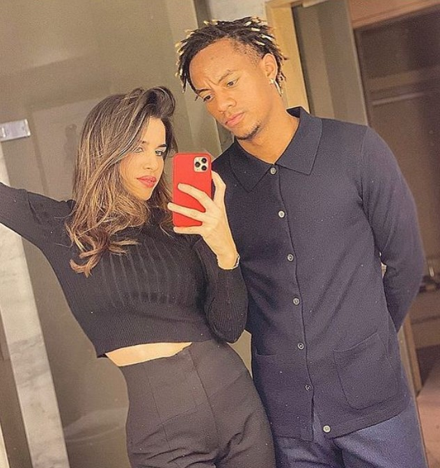 Andre Carrillo wife