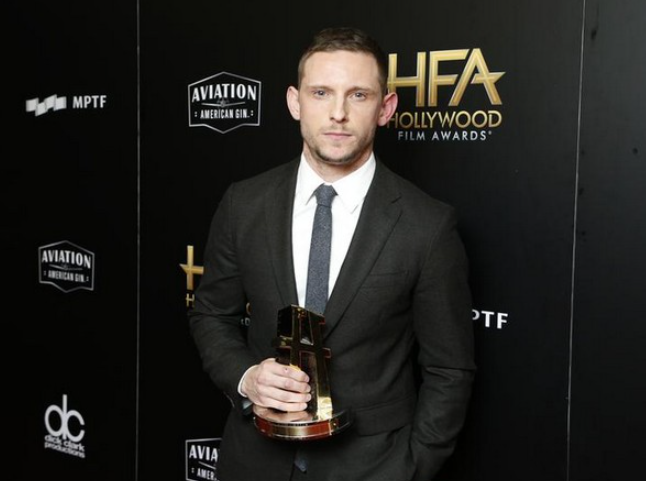Jamie Bell made his film debut in the dance drama movie 'Billy Elliot' in 2000