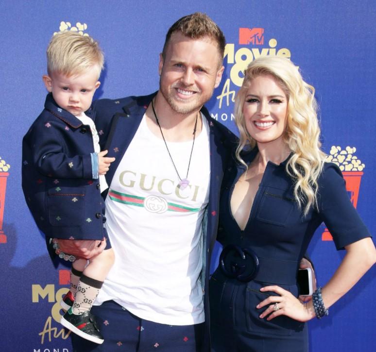 Spencer Pratt family