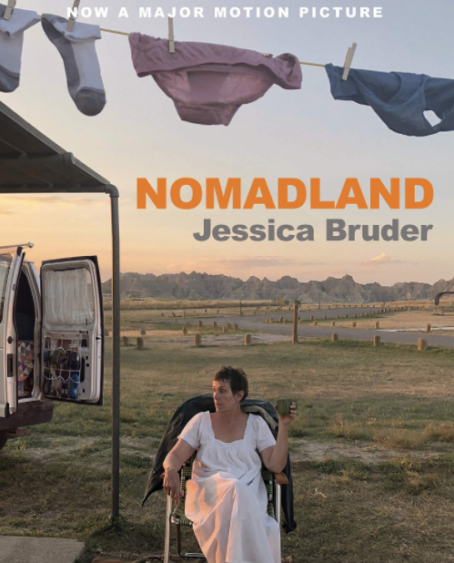Linda May appeared as Linda in the film 'Nomadland'