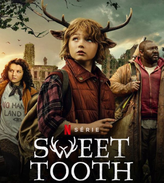 Christian CONVERY appeared in 2021 TV Series 'Sweet Tooth' as Gus