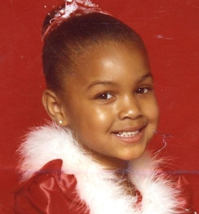 Eboni K. Williams young