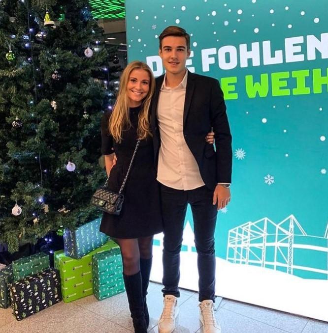 Florian Neuhaus dating