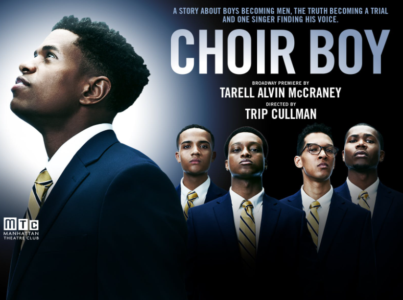 Jeremy Pope appeared as Pharus Jonathan Young in 'Choir Boy'