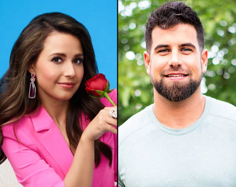 Blake Moynes is competing 'The Bachelorette' for Katie Thurston