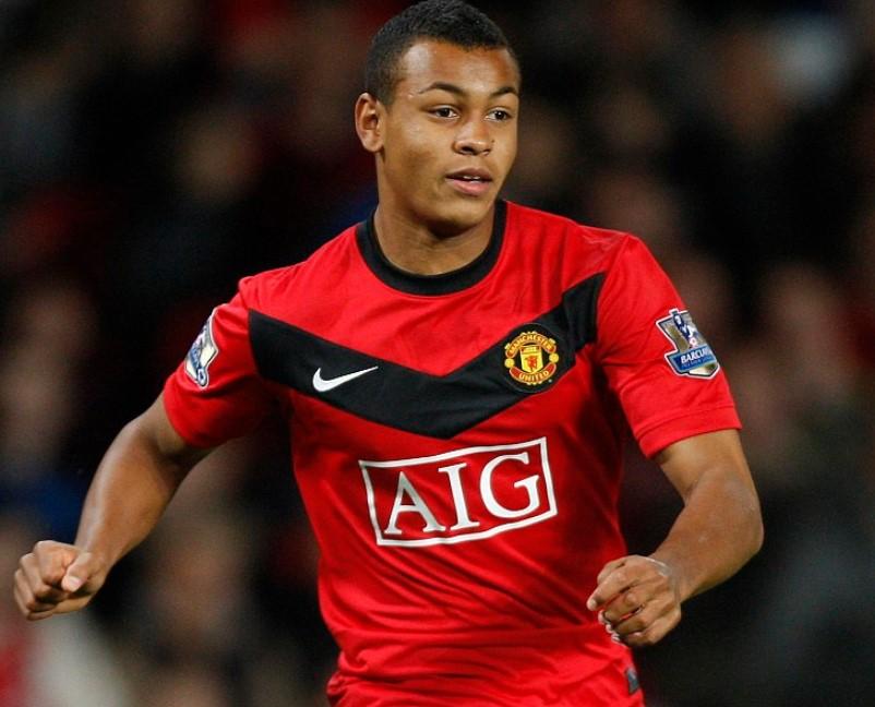 Joshua King Manchester United