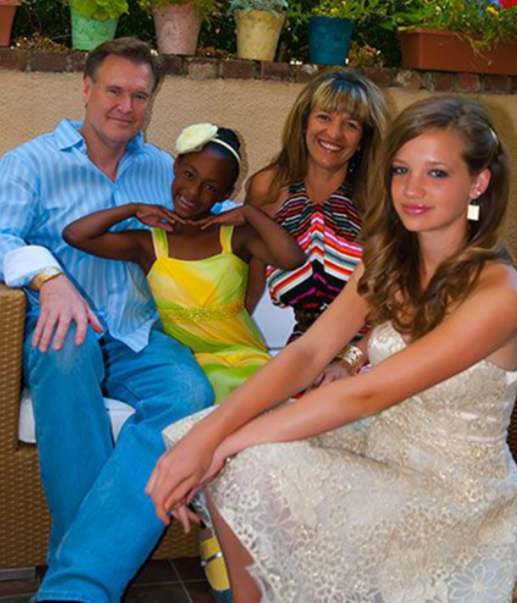 Frank Somerville Family