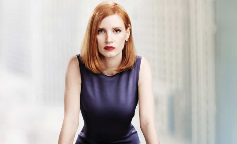 American Actress and Producer, Jessica Chastain