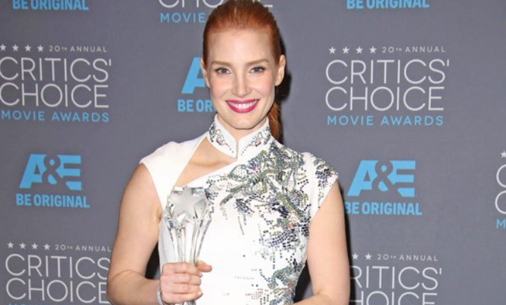 Jessica Chastain is an award-winning actress