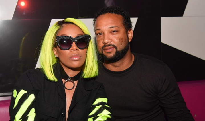 K. Michelle and Kastan Sims
