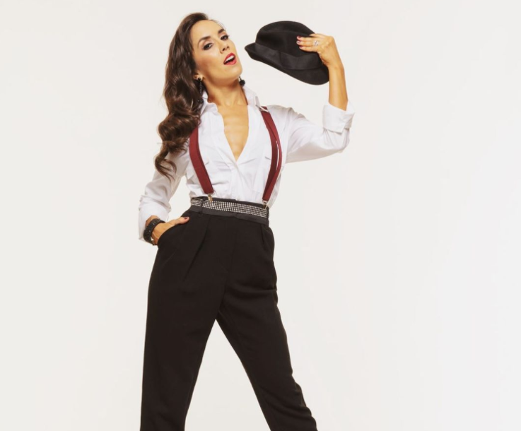 Janette Manrara, Cuban-American professional dancer, choreographer and television presenter
