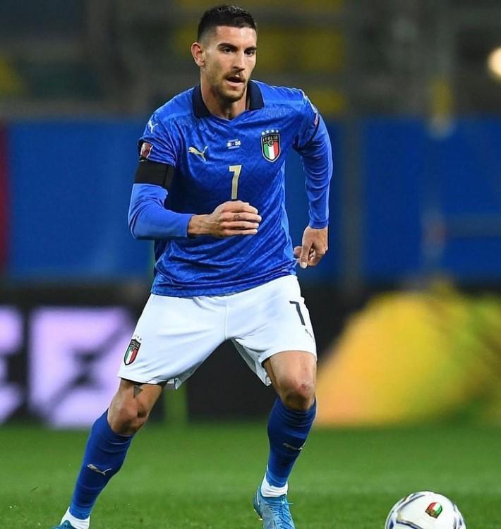 Lorenzo Pelligrini Italy