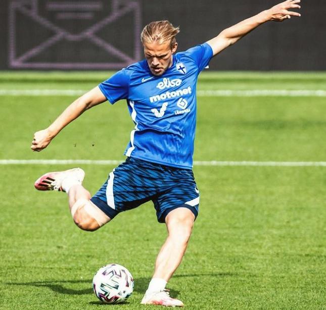 Joel Pohjanpalo, Professional Finnish Footballer