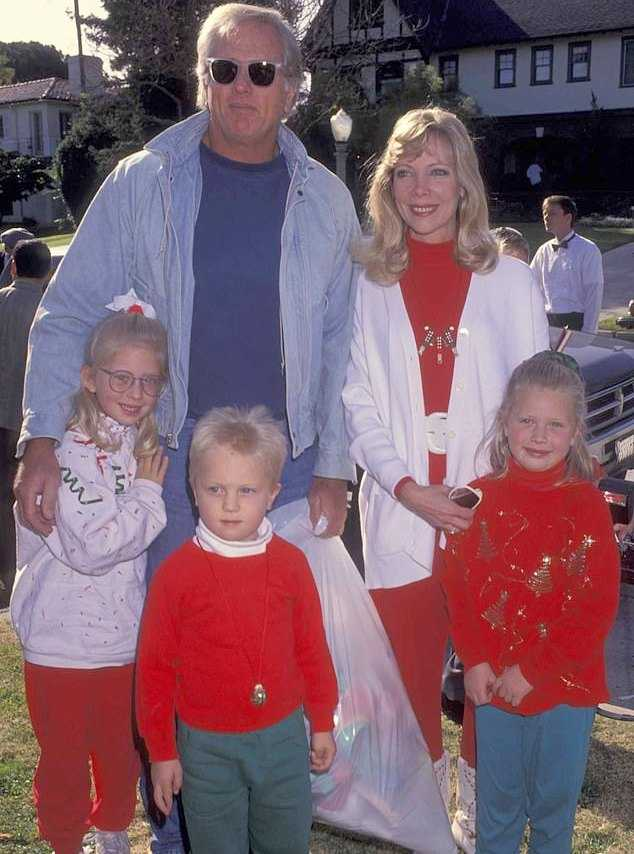 Ron Ely family