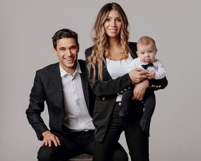 Roman Yaremchuk Family