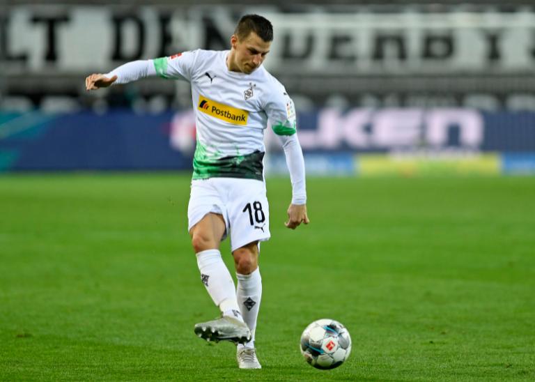 Austrian professional footballer, Stefan Lainer