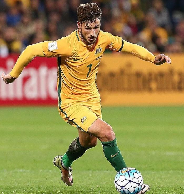 Mathew Leckie Australia