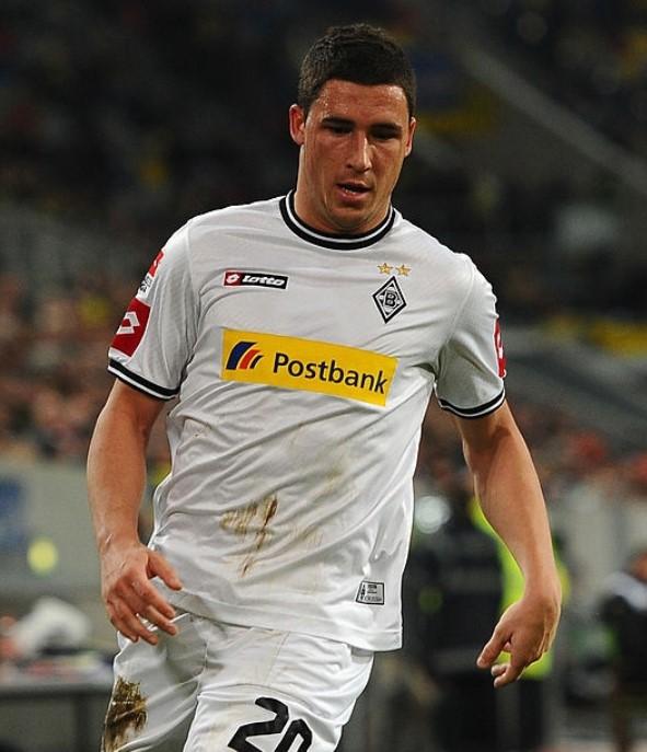 Mathew Leckie Borussia Monchengladbach