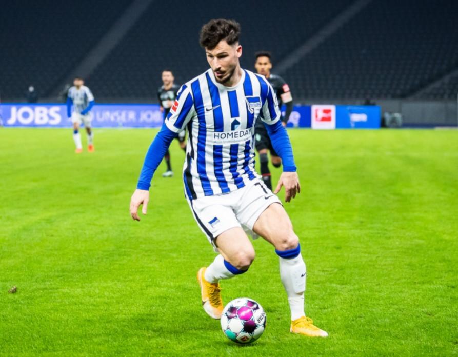 Mathew Leckie Hertha