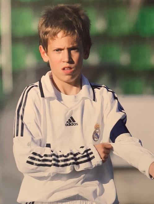 Marcos Llorente Young