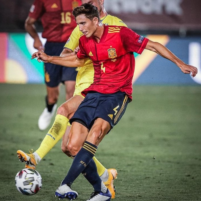 Pau Torres Spain