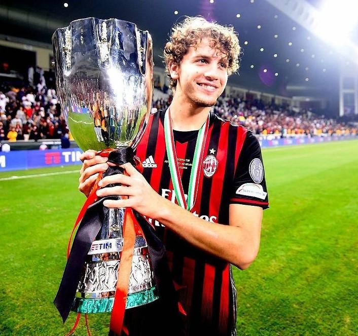 Manuel Locatelli AC Milan