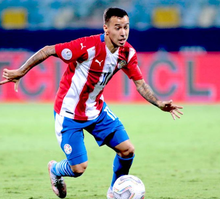 Alejandro Romero Paraguay