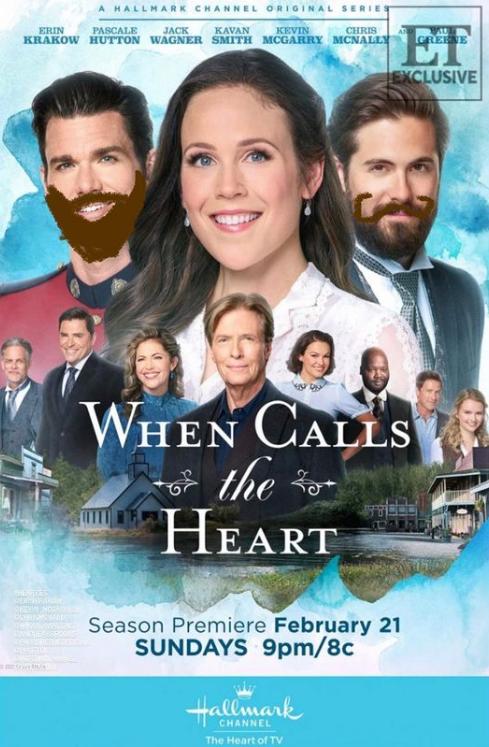 Chris McNally When Calls the Heart