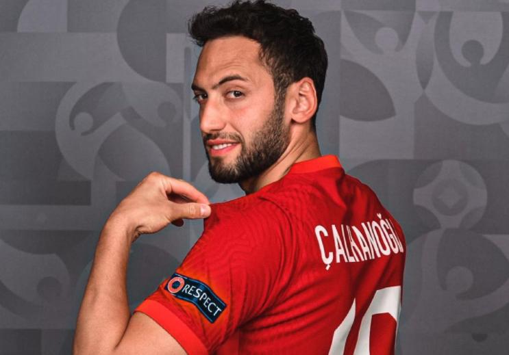 Turkish Professional Footballer, Hakan Calhanoglu