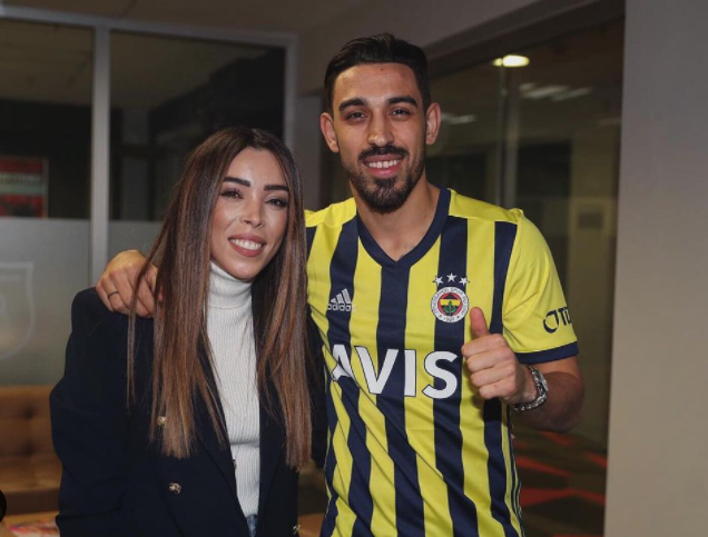 Irfan Kahveci and his sister, Nese Kahveci