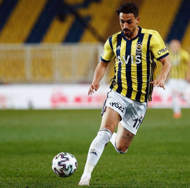 Professional Turkish Footballer, Irfan Kahveci